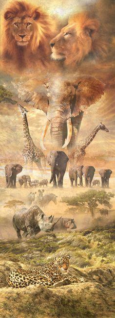 Мастерская фресок Artfrescos » Fresco Categories » Животные