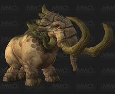 Warlords of Draenor Alpha Models
