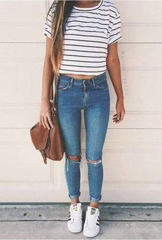 Cute Girl Outfit Ideas Picture pin on my style Cute Girl Outfit Ideas. Here is Cute Girl Outfit Ideas Picture for you. Cute Girl Outfit Ideas pin on fashion. Cute Girl Outfit Ideas 103 photos of ad. Komplette Outfits, Fall Outfits, Fashion Outfits, Womens Fashion, Fashion Trends, Latest Fashion, Fashion Ideas, Fashion 2017, Hipster Outfits