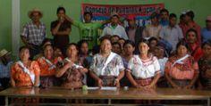Nativos de Guatemala son agredidos y están en peligro