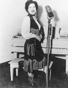 50 years ago we lost the greatest female country singer in a fatal plane crash along with her entire band. Rest in peace Virginia Hensley Patterson. Patsy Cline - September 8 1932 - March 5 1963    Xox