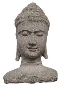 Boeddha van groensteen