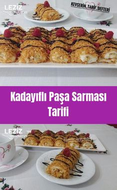Kadayıfli Pasha Wrap Rezept – Mein köstliches Essen - My CMS Wrap Recipes, Other Recipes, Vegetarian Recipes Dinner, Dinner Recipes, Breakfast Toast, Fast Dinners, Healthy Comfort Food, Fries In The Oven, Meals For One