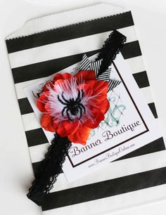 The Halloween Claire Headband or Clip-The Halloween Claire Headband or Clip