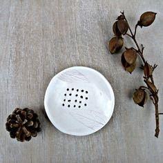 Porte savon rose en céramique, porte savon rose, porte-savon en céramique, coupelle savon, porte savon nature
