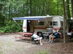 Fall camp at Holiday Hill