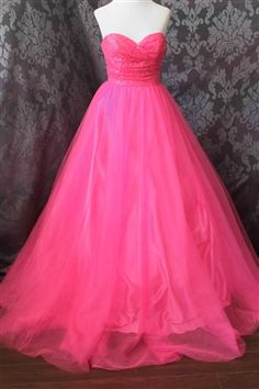 GN2753-First Maggie Sottero Long Formal Prom Dress Prom gown Formal Evening Party Bridesmaids Dress Pink - Karmabridal.com