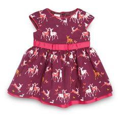 Babies plum deers dress at debenhams.com
