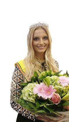 Vanille Seurs, Miss Limburg.