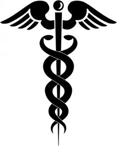 chiropractor clip art | Caduceus clip art Vector clip art - Free vector for free download