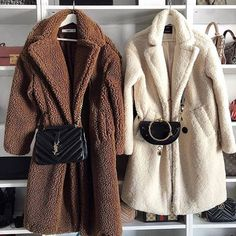 Adding a new long coat to your winter wardrobe can transform your look around from plain to attractive and as well from daytime to evening. Daily Fashion, Trendy Fashion, Winter Fashion, Womens Fashion, Winter Outfits, Hijab Fashion, Fashion Outfits, Sweater Coats, Sweaters