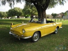 1964 RENAULT CARAVELLE (No Badge) - how cute!!