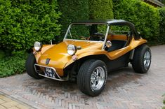 ... / Introduce Yourself and Your Buggy / '66 Meyers Manx (7695 hits