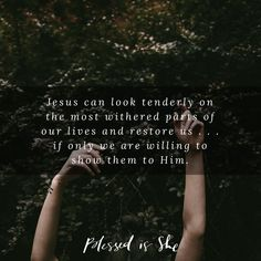Quest for Holiness | Blessed is She | Women's Daily Devotional