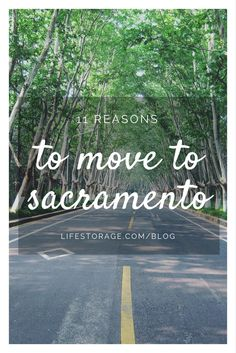 Downtown Sacramento is full of trees, self-proclaimed as having one of the best urban forests in the nation. There is no shortage of cultural experiences in this California city, and employment opportunities are plenty. These are just some of the reasons we love Sacramento.