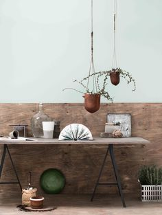 Daniella Witte - Urban Odling Elle Cecoration