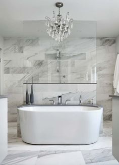 Chic transitional bathroom open shower collection of elegant bathroom, master bathroom retreat, white and grey with Timeless Bathroom, Beautiful Bathrooms, Serene Bathroom, Modern Bathroom Design, Bathroom Interior Design, Bath Design, Ideas Baños, Reno Ideas, Cake Ideas