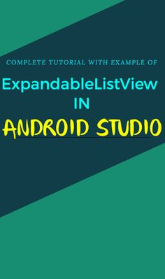 In #Android, #ExpandableListView is a View that shows items in a vertically #scrolling two level list. Different from the #listview by allowing two level groups which can individually be expanded to show its children. Each group can be expanded or collapsed individually to show or hide its children items.
