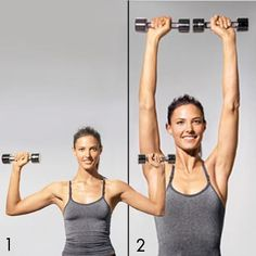 in Arms Up in Arms : Brides - 6 moves to get your arms in tip-top shape.Up in Arms : Brides - 6 moves to get your arms in tip-top shape. Fitness Diet, Fitness Motivation, Health Fitness, Fitness Fun, Weight Training For Runners, Get Skinny, The Bikini, Training, Exercises