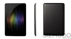 This May Be Google's New Nexus 7 Tablet