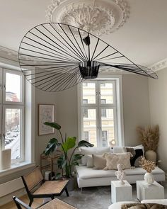 Dream Apartment, Apartment Interior, Dere, Beautiful Decoration, Scandinavian Style, Sweet Home, Home And Garden, New Homes, House Design