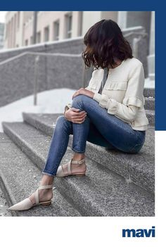 Get a flawless silhouette in jeans that truly fit like a second skin. With multi-directional stretch and amazing shape retention, Mavi denim is designed to be as comfortable as it is stylish. Discover you new favorite pair at mavi.com.