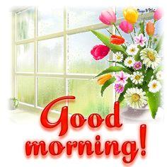 Animated Good Morning   Good Morning!