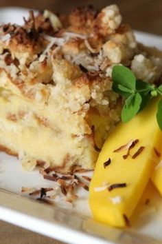 Tropical Banana Bread With Macadamia Nuts, Pineapple ...