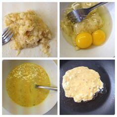 Skinny bananenpannenkoekjes Deze ga ik zeker weten proberen... Keto Recipes, Healthy Recipes, Sports Food, Sunday Breakfast, Banana Pancakes, Food Hacks, Love Food, Food To Make, Foodies
