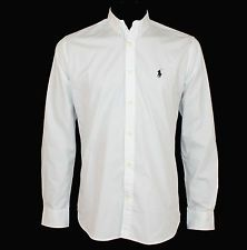 212594c57a5c Ralph Lauren Herren Hemd Neu Polo Shirt t-shirt Slim Fit Weiß Gr. S M L