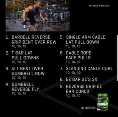 Musclepharm Workouts, Plyo Workouts, Daily Workouts, Back Exercises, Stretching Exercises, Muscle Pharma, Muscle Fitness, Health Fitness, Muscle Building Program