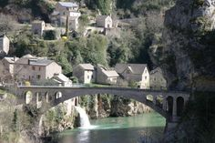 Pont sur le Tarn (Lozère)