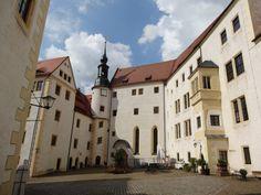Schloss Colditz.