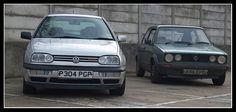#Mk3 and Mk1 Golf http://golfdriverreviews.mobi/traffic8417/