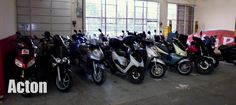 Police Seized Bikes - Online Auction, West London. #onlineauction #motorbike #moped
