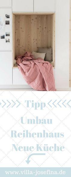 einfachgemacht \/\/ Träum schön - das Geschwisterbett - Haus No6 - sitzecke küche ikea