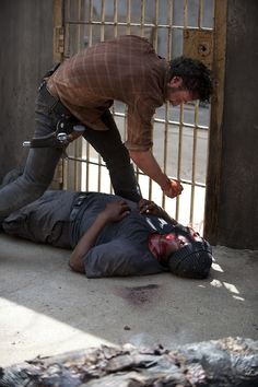 "Rick & Tyreese ""Isolation"" #TWD"