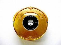 Image result for gold roomba