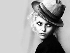 Chanteuse française Vanessa Paradis