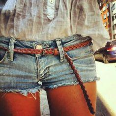 Cowboys short skinny jeans
