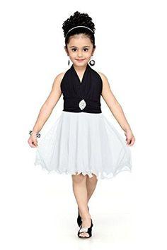 fb7bde07799 Aarika Girl s Party Wear Premium Net Fabric Frock