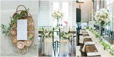 Elegant Reception Decor Foxhall Resort