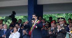 """Nicolás Maduro, afirmó este martes que """"el poder militar tiene que seguir incrementándose"""" en Venezuela para """"proteger al pueblo y la patria"""", publica Noti"""