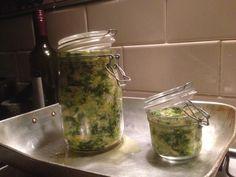 Homemade sauerkraut 25/8/2014