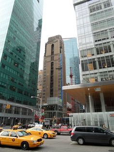 6th Avenue and 42nd Street, the Bush Tower