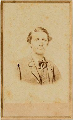 John Singleton Mosby CDV