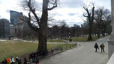 27 MARS 2013 - BOSTON, MA - MARCH 27, 2013 /////////////////////////////////// Boston Commons