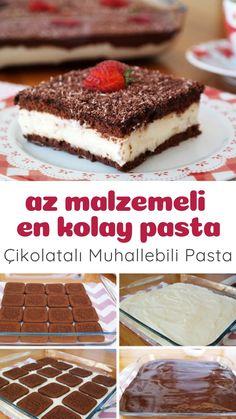 Chocolate Custard Cake (with video) - Yummy Recipes Chocolate Pudding Desserts, Chocolate Custard, Chocolate Recipes, Cake Chocolate, White Chocolate, Pudding Recipes, Dessert Recipes, Yummy Recipes, Chocolate Potato Chips