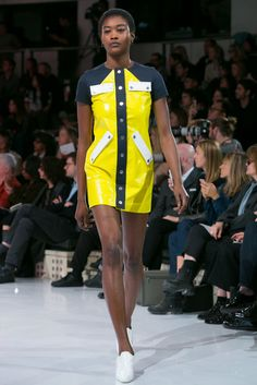 Looks from the Courreges Collection.