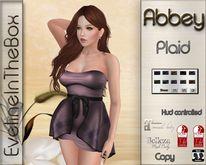 Abbey Plaid